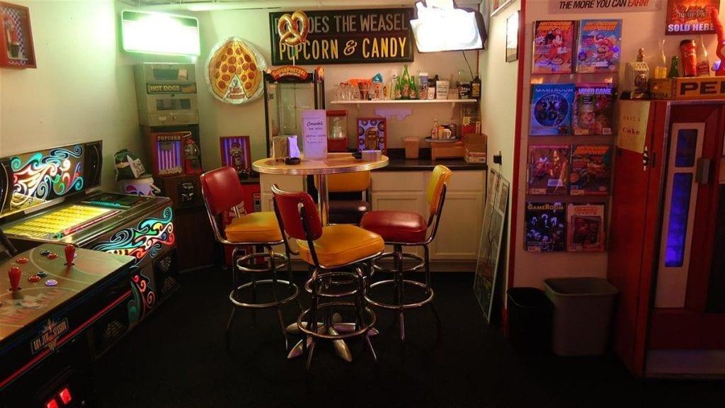 Mancave arcades