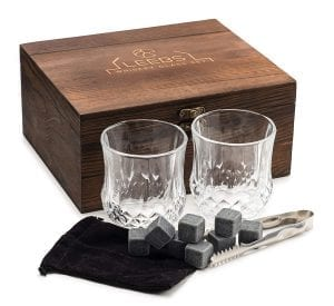 LEEBS Premium Whiskey Stones Gift Set Review