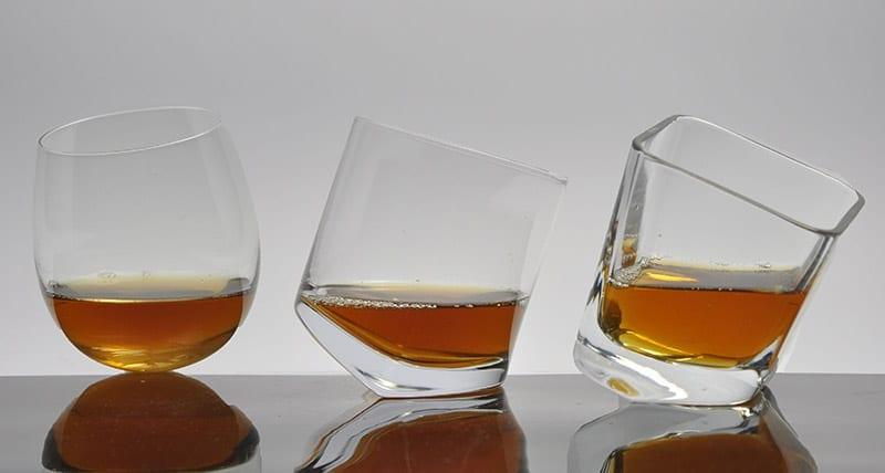Whiskey Glasses Types