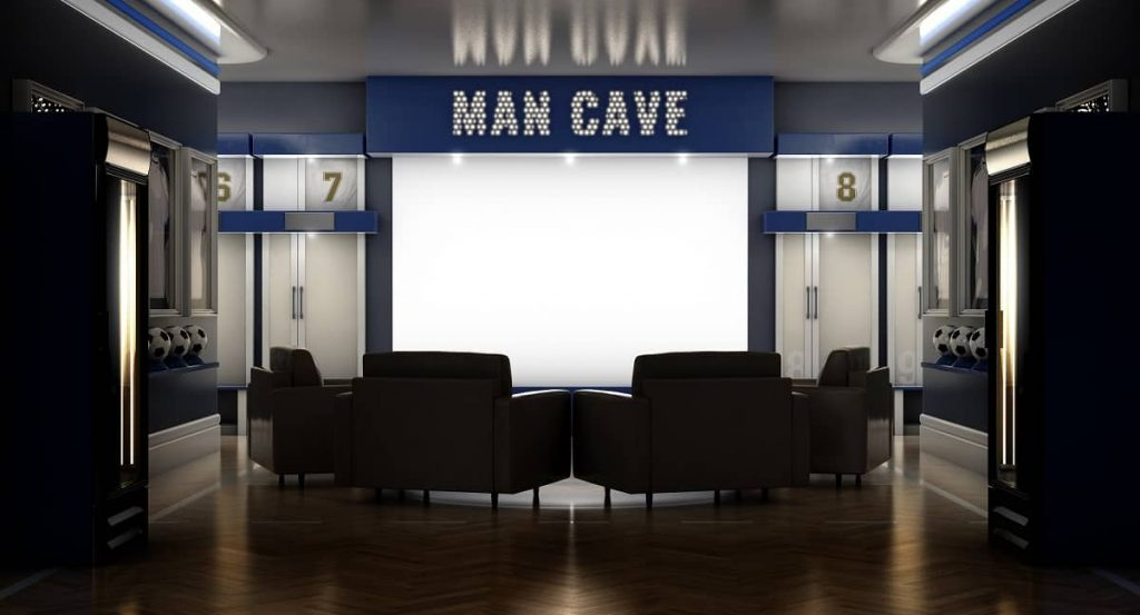 Best Man Cave Chairs - mancavewizard.com