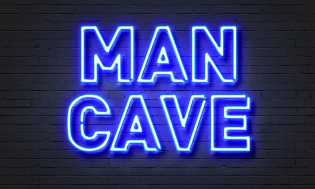 Best Man Cave Signs - mancavewizard.com